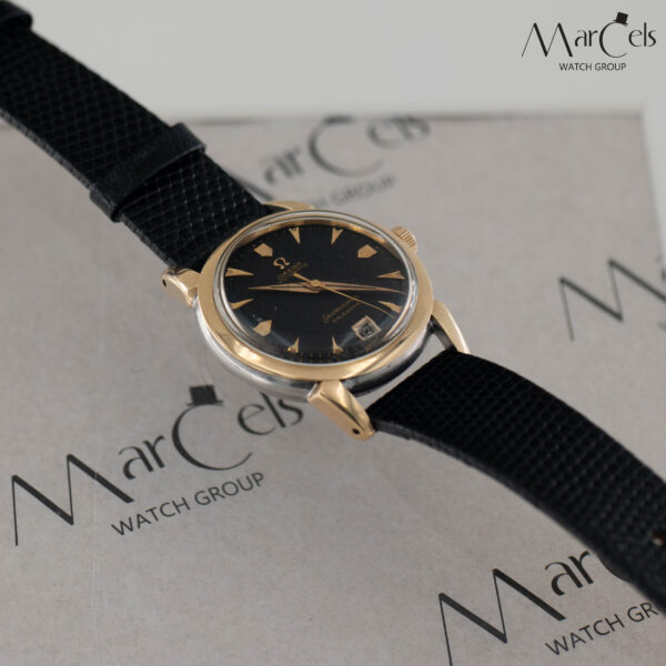0749_vintage_watch_omega_seamaster_calender_honeycomd_dial_14