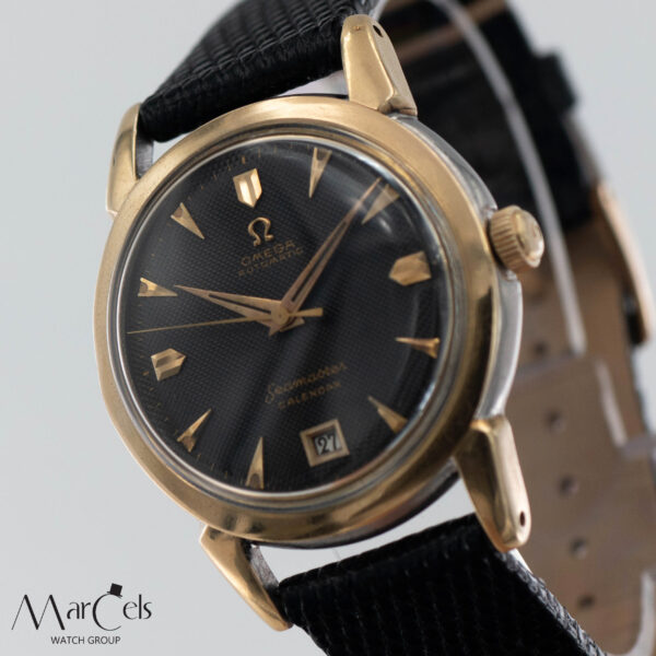 0749_vintage_watch_omega_seamaster_calender_honeycomd_dial_19